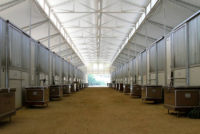 A North Peak Equestrian Barn