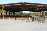 North Peak Equestrian Covered Arena